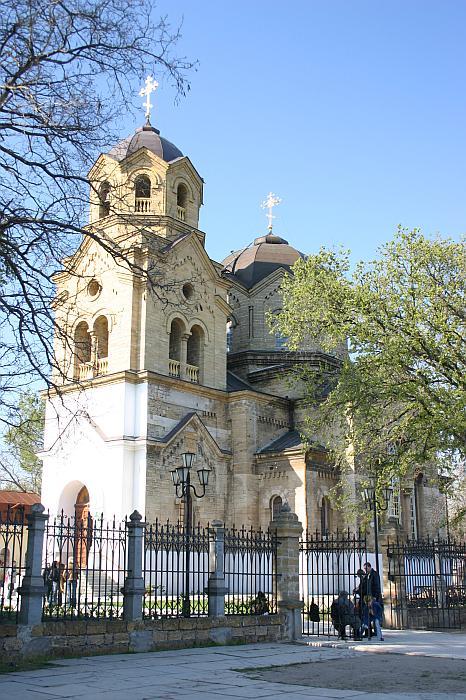 Свято-Ильинская церковь г.Евпатории